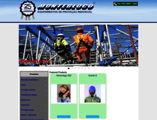 montebloco.com.br screenshot