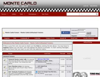 montecarloforum.com screenshot