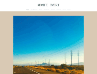 monteewert.com screenshot