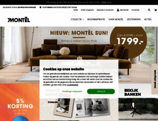 montel.nl screenshot