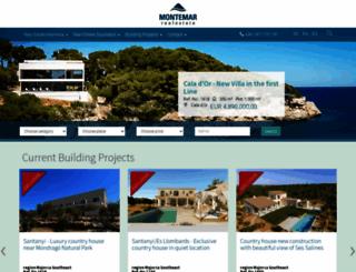montemar-realestate.com screenshot