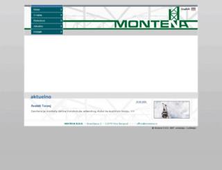 montena.rs screenshot