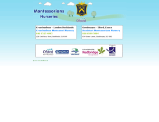 montessorians.com screenshot