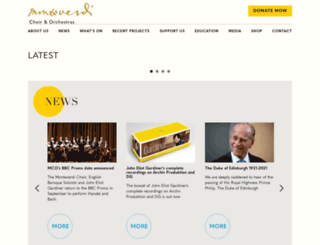 monteverdi.co.uk screenshot