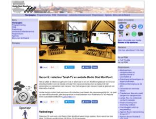 montfoortoranje.nl screenshot