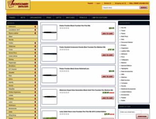 montgomerypens.com screenshot