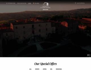 montignano.com screenshot