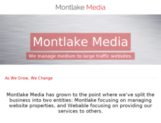 montlake.media screenshot