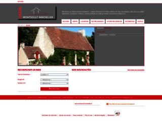montsoult-immobilier.fr screenshot