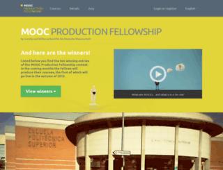 moocfellowship.org screenshot