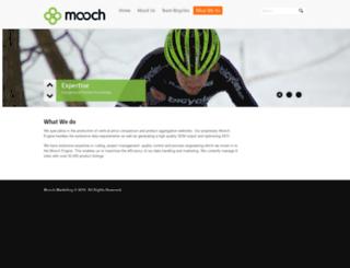 moochmarketing.co.uk screenshot