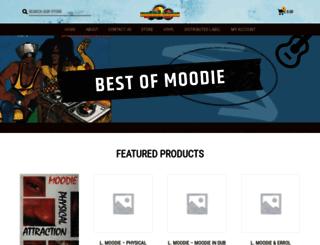 moodiemusic.com screenshot