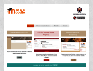 moodle.uco.es screenshot