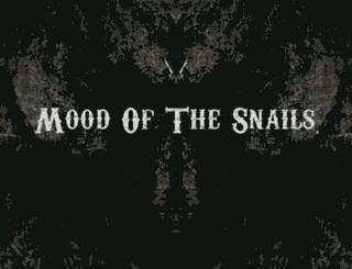 moodofthesnails.com screenshot
