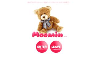 moomin-r.com screenshot