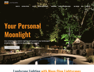 moonglowlights.com screenshot