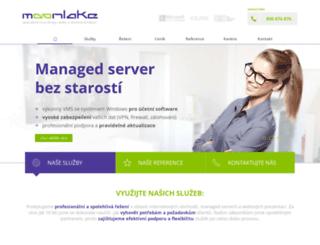 moonlake.cz screenshot