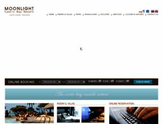 moonlight-resort.com screenshot