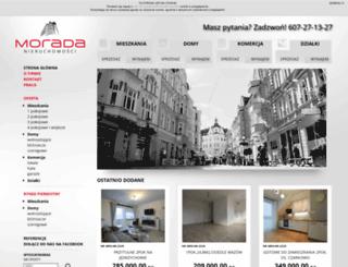 morada-nieruchomosci.pl screenshot