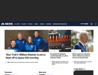 morcal-thomas.newsvine.com screenshot