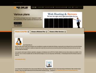 more-host.net screenshot