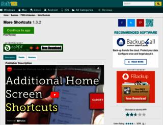 more-shortcuts.soft112.com screenshot