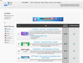 more4mee.com screenshot