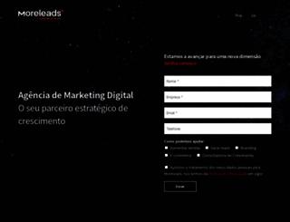 moreleads.pt screenshot