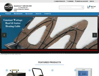 morelectricheating.com screenshot