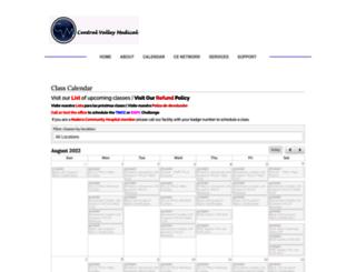 morethancpr.enrollware.com screenshot