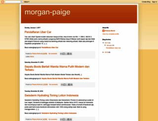 morgan-paige.blogspot.com screenshot