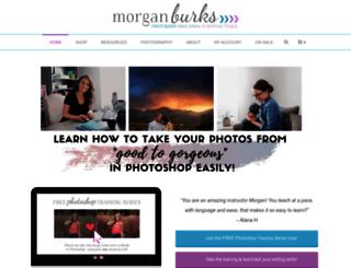 morganburks.com screenshot