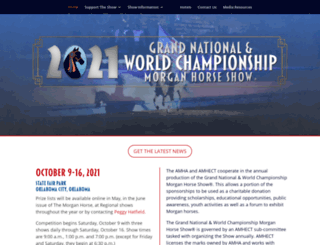 morgangrandnational.com screenshot