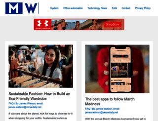 mormonwoman.org screenshot