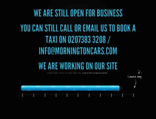 morningtoncars.com screenshot