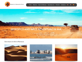 morocco-unlimited-tour.com screenshot