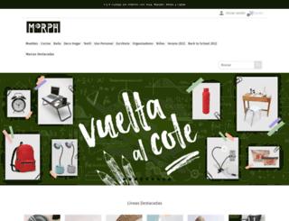 morph.com.ar screenshot