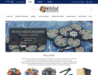 mosaic-witsend.com screenshot