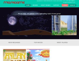 moshgame.com screenshot