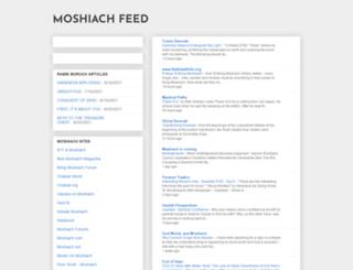 moshiach101.blogspot.com screenshot