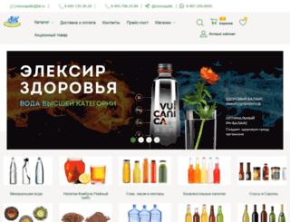 mosnapitki.ru screenshot