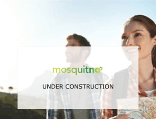 mosquitnoband.com screenshot