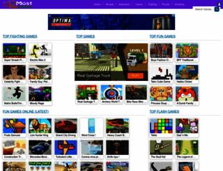 mostfungames.com screenshot