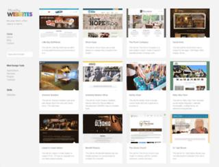 mostlywebsites.net screenshot