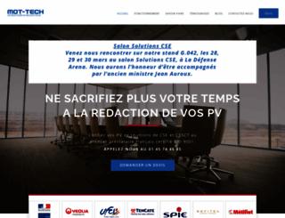 mot-tech.com screenshot