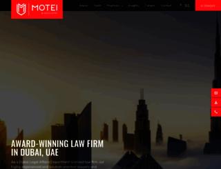 motei.com screenshot