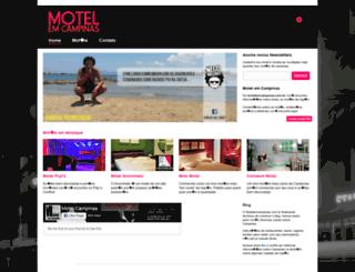 motelemcampinas.com.br screenshot