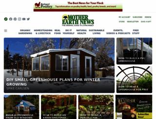 motherearthnews.com screenshot