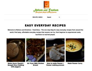 motionsandemotions.com screenshot