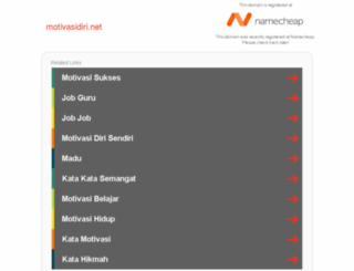 motivasidiri.net screenshot